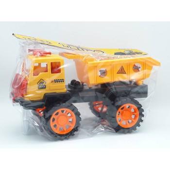Xe mô hình công trình có trớn xe ben- 708-08