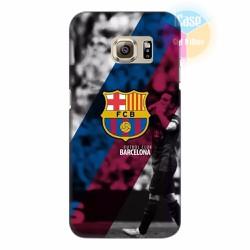 Ốp lưng Samsung Galaxy S7 Edge in hình CLB Barcelona