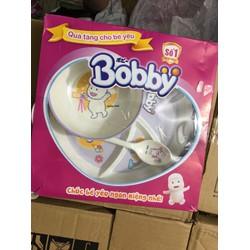 Bộ khay ăn dặm Bobby