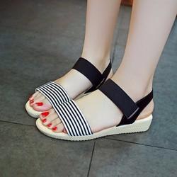 Giấy dép sandal Hot Style Hàn Quốc 2017
