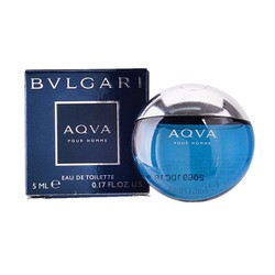 Nước hoa nam Bvlgari Aqva Pour Homme 5ml - Eau de Toilette