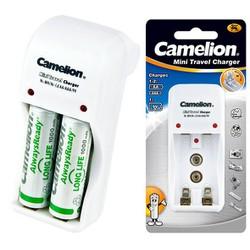 Bộ sạc pin AA, AAA, 9V Camelion BC1001B
