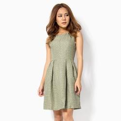 Đầm xòe Khánh Linh MS36