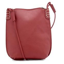 túi đeo màu đỏ chất liệu PU cao cấp