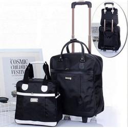 Set vali kéo và túi du lịch
