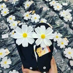 Dép tông hoa cúc dáng xinh