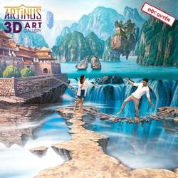 Vé Tham Quan Chụp Hình T2 - CN Lễ - Bảo Tàng 3D Artinus