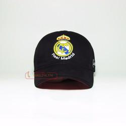 Nón Real Madrid đen - A067