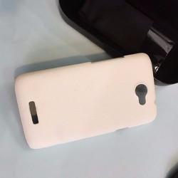 Ốp lưng HTC. One X hiệu JZZS dạng da sần
