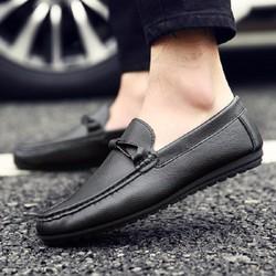 Giày mọi nam thời trang, thiết kế mới nam tính, kiểu dáng thanh lịch