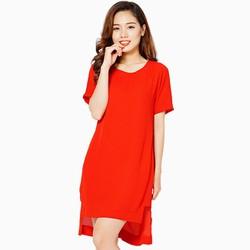Đầm suông dây kéo nổi thương hiệu Khánh Linh size M
