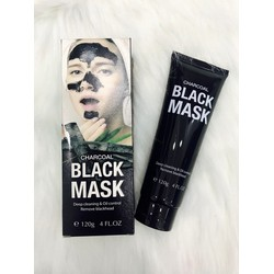 Mặt nạ lột mụn Black Mask