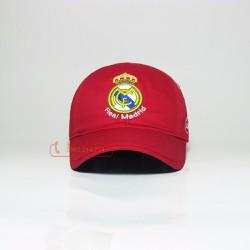 Nón Real Madrid đỏ - A066