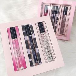 Gift Set 3 chai nước hoa Victoria. Secret Eau De Parfum