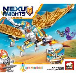 Đồ chơi lắp ráp hiệp sĩ nexu knights