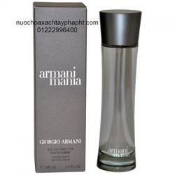 Nước hoa nam Armani Mania Giorgio Armani 100ml