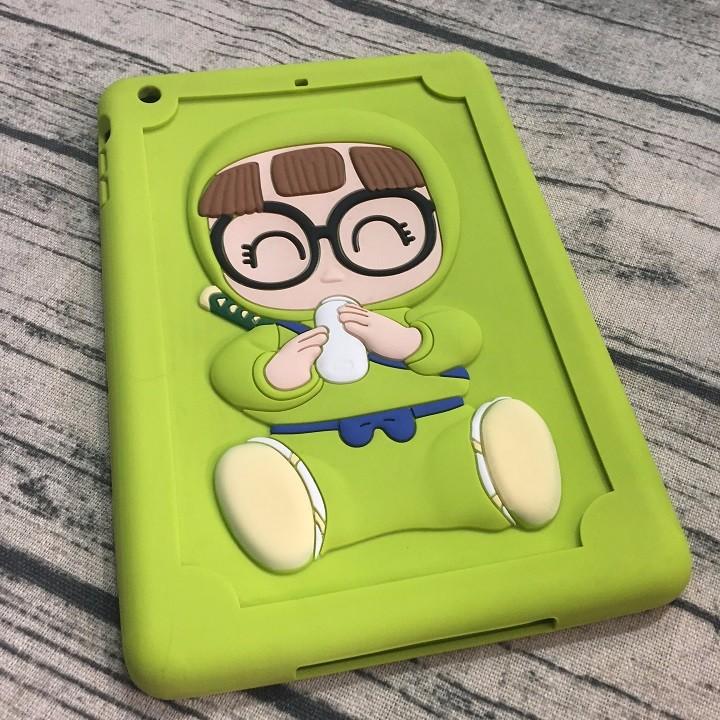 Ốp lưng Ipad Mini dẻo hình cậu bé 6
