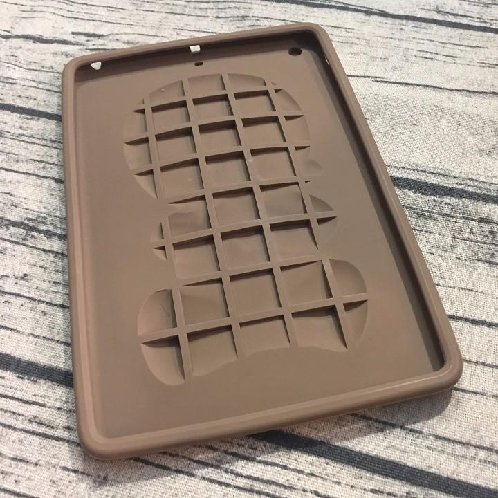 Ốp lưng Ipad Mini dẻo hình cậu bé 2