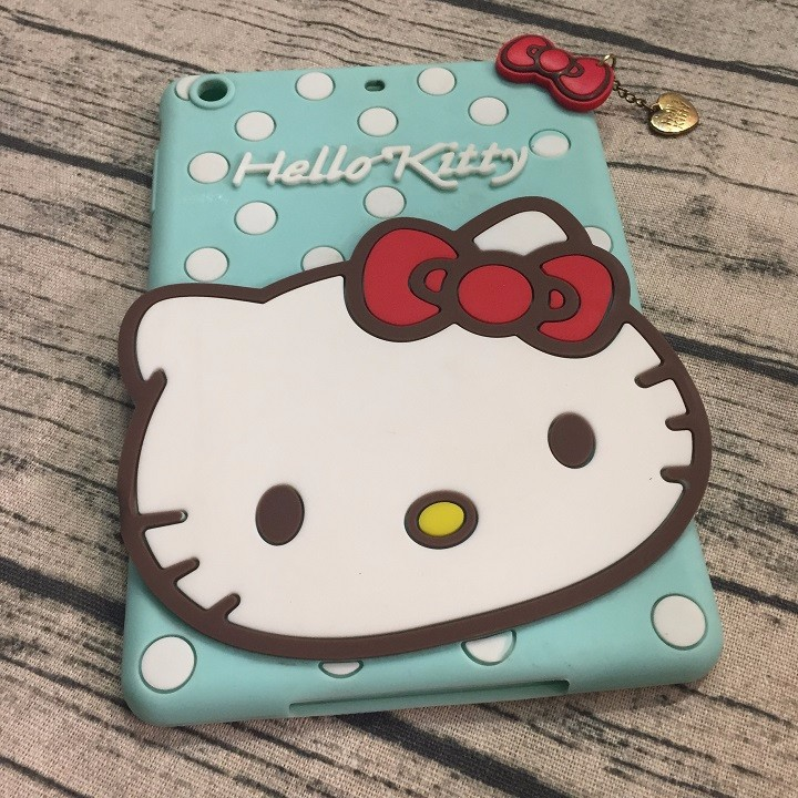 Ốp lưng ipad mini Hello Kitty. dẻo 4