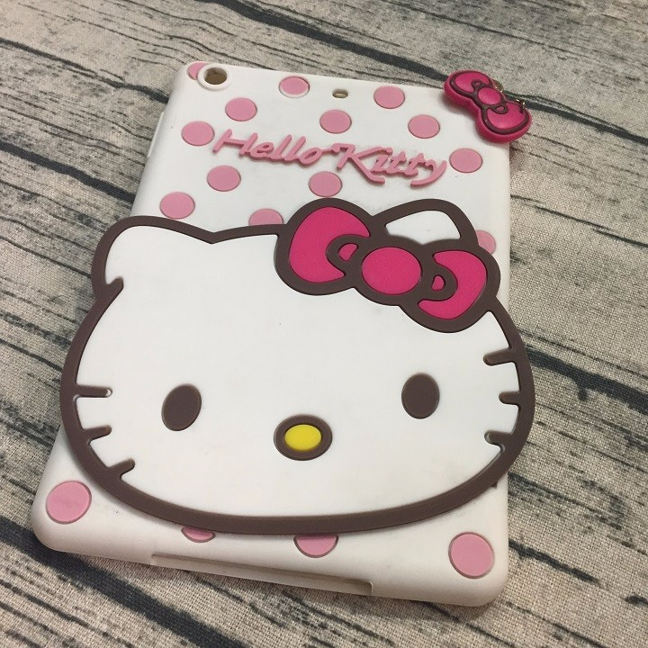 Ốp lưng ipad mini Hello Kitty. dẻo 1