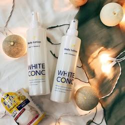 xịt dưỡng da White Conc vitamin C 245ml của Nhật Bản