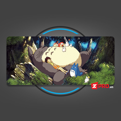 Lót chuột Totoro 90x40 - 7698057 , 6550309 , 15_6550309 , 150000 , Lot-chuot-Totoro-90x40-15_6550309 , sendo.vn , Lót chuột Totoro 90x40