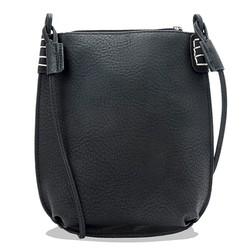 túi đeo màu đen chất liệu PU cao cấp
