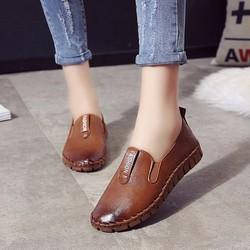 Giày mọi, slip on nữ S1046