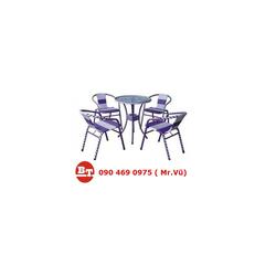 Bộ bàn ghế cafe COUCA