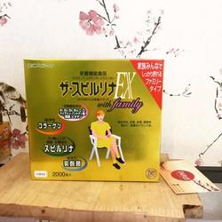 Spirulina EX Tảo vàng cao cấp Nhật Bản