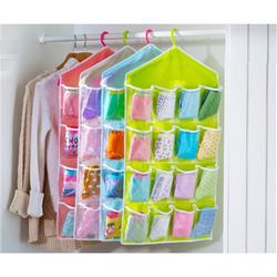 [HCM, sản phẩm được ưa thích] Túi treo đựng đồ lót 16 ngăn