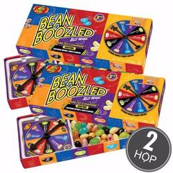 Combo 2 hộp kẹo thúi Bean Boozled vòng xoay