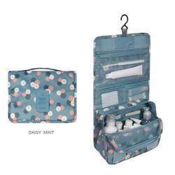Túi đựng mỹ phẩm gấp gọn, tiện lợi đi du lịch