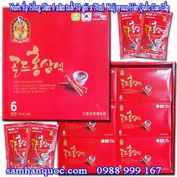 Tinh chất hồng sâm 30 gói Hàn Quốc cao cấp