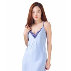 Đầm Ngủ HISEXY Viền Ren Hoa Quyến Rũ V306