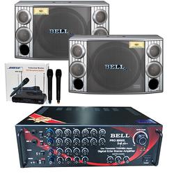 Dàn âm thanh karaoke BELL 8000S