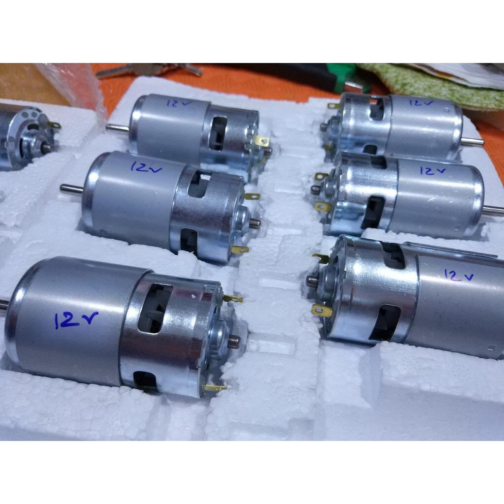 Sl motor 775 12v 24v h ng m i b c n tr n for Portent g3 sl 8