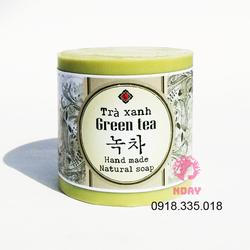 Xà phòng trà xanh