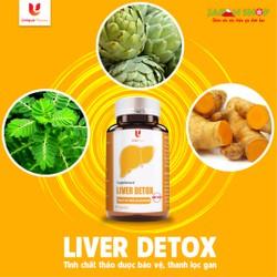Liver Detox: Bảo vệ gan, tăng cường chức năng gan