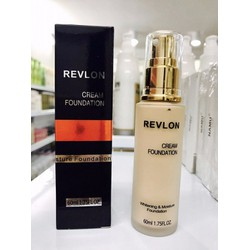Kem nền makeup Revlon Cream Foundation
