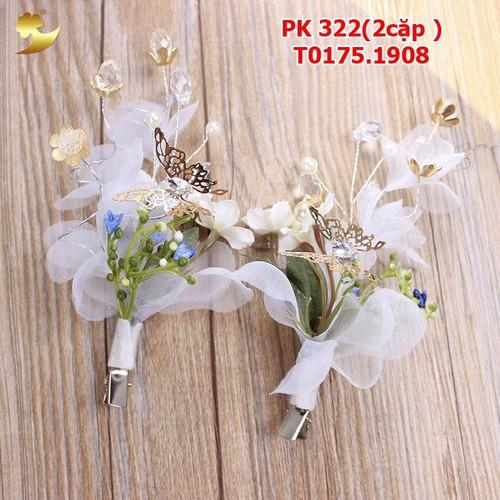 Cặp cài tóc cô dâu trắng dễ thương - 11059042 , 6744747 , 15_6744747 , 175000 , Cap-cai-toc-co-dau-trang-de-thuong-15_6744747 , sendo.vn , Cặp cài tóc cô dâu trắng dễ thương