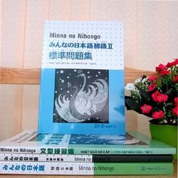 Sách Minna no nihongo II Sách bài tập Tập 2