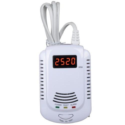 Thiết bị cảnh báo rò rỉ khí Gas và CO: JKD-808COM