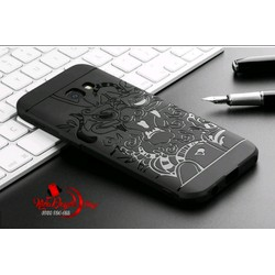 Ốp lưng Samsung Galaxy A5 2017 chống sốc hoa văn
