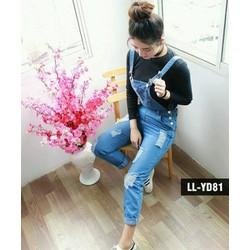 Yếm jeans 81
