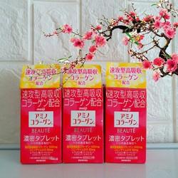 Viên uống đẹp da Meiji The Collagen Beaute