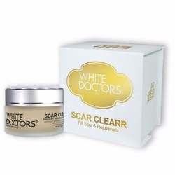 Kem đặc trị sẹo rỗ và sẹo lõm White Doctors Scar Clearr
