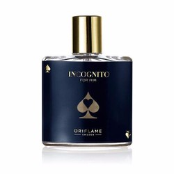 Nước hoa nam oriflame Incognito for Him Eau De Toilette