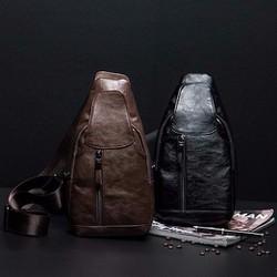 Túi đeo chéo da đẹp ETONWEAG - 9201 cao cấp