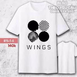 Áo Phông BTS Wing